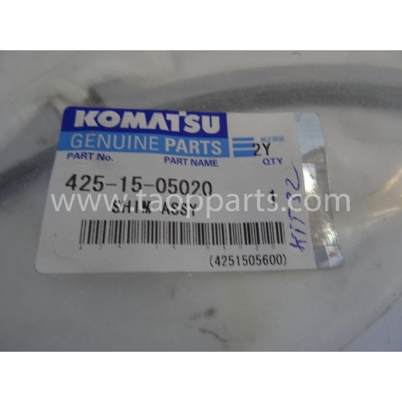 Laminas de ajuste Komatsu 425-15-05020 para maquinaria · (SKU: 2865)