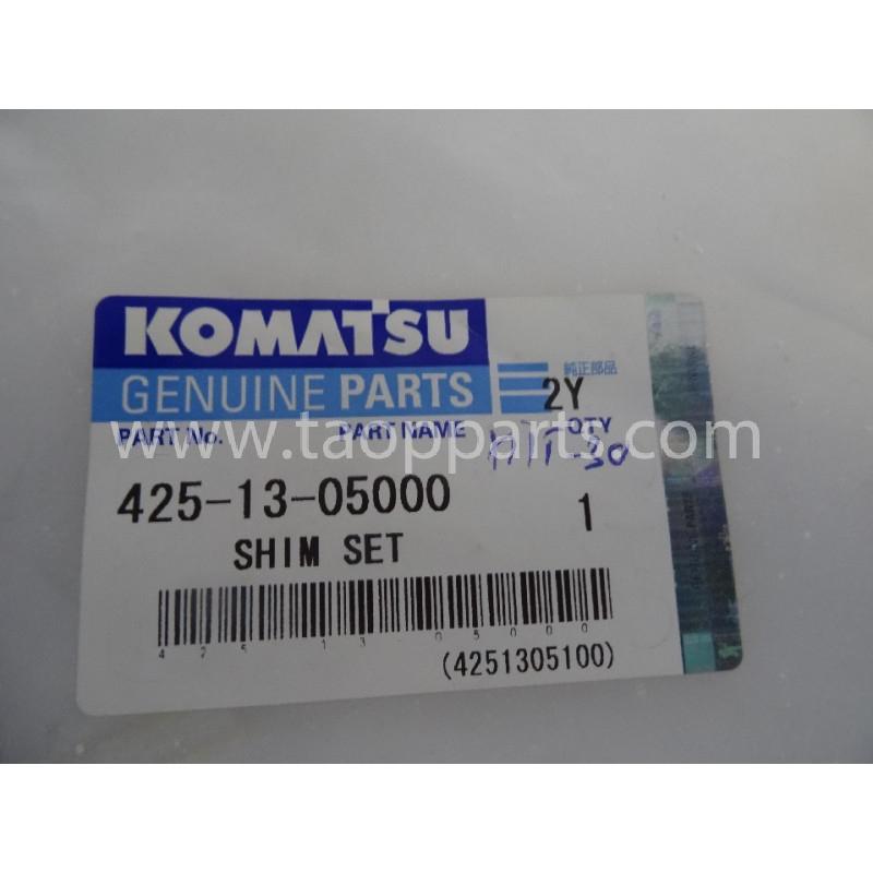 Laminas de ajuste Komatsu 425-13-05000 para maquinaria · (SKU: 2871)