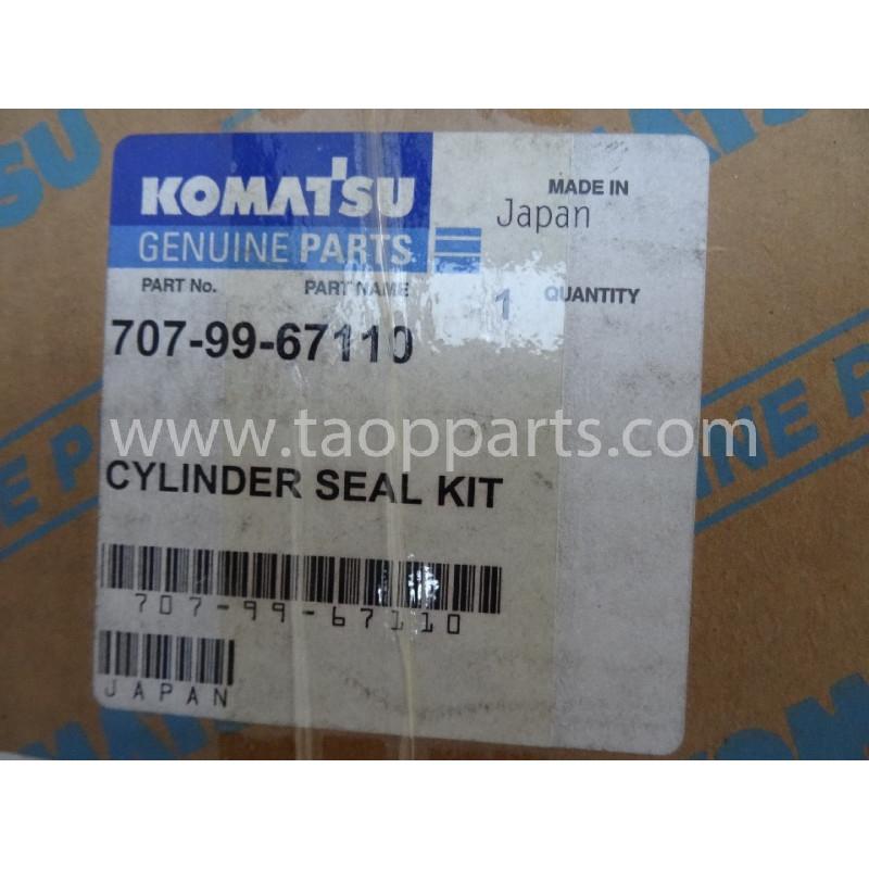 Empaquetaduras Komatsu 707-99-67110 pour engins · (SKU: 2873)