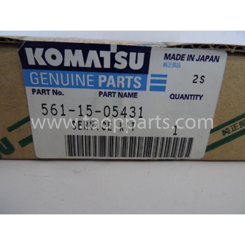 Kit de servicio Komatsu 561-15-05431 para maquinaria · (SKU: 2875)