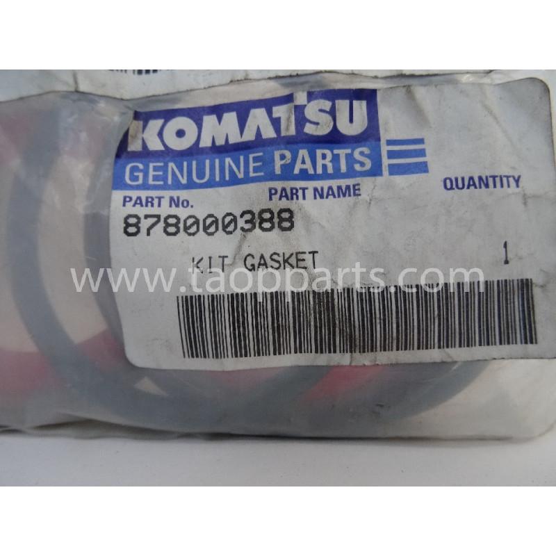 Empaquetadura Komatsu 878000388 para maquinaria · (SKU: 2879)