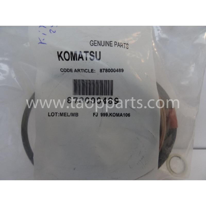 Retenes Komatsu 878000489 para maquinaria · (SKU: 2882)