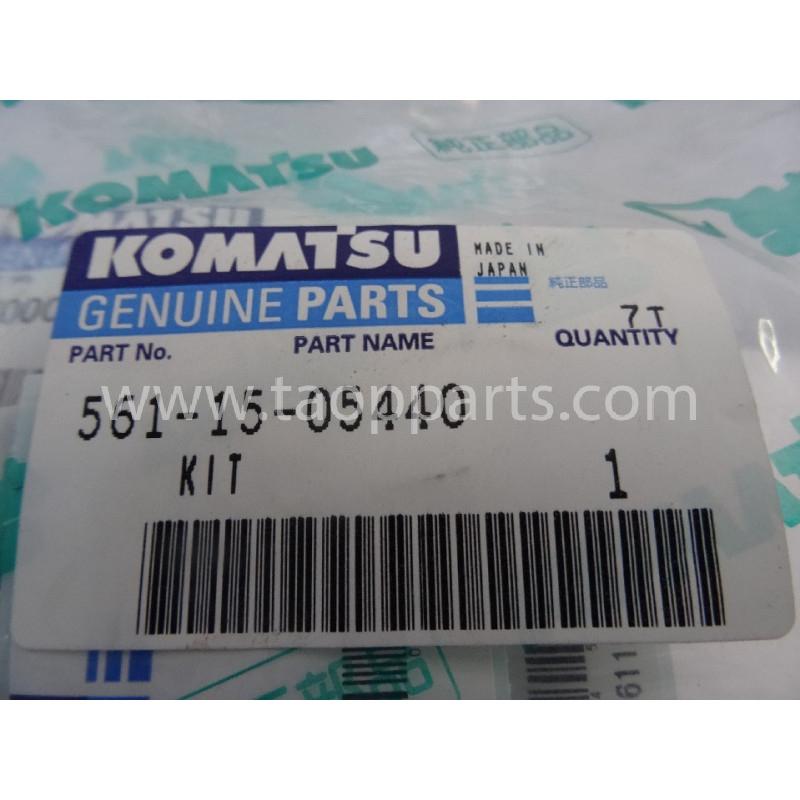 Kit de servicio Komatsu 561-15-05440 para maquinaria · (SKU: 2887)