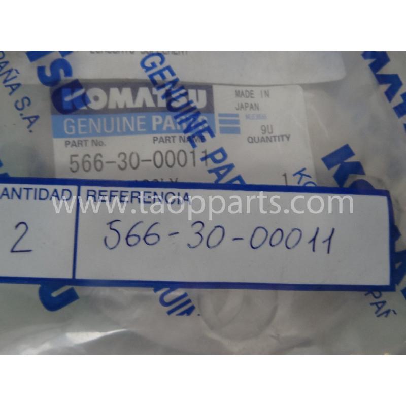 Laminas de ajuste Komatsu 566-30-00011 para maquinaria · (SKU: 2888)