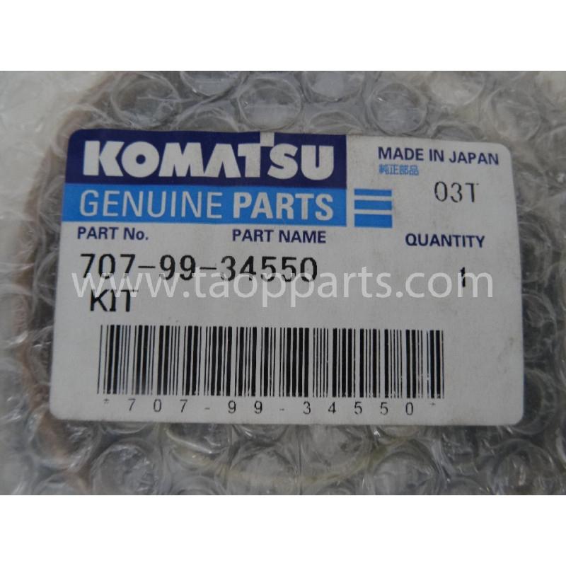 Empaquetadura Komatsu 707-99-34550 para maquinaria · (SKU: 2889)