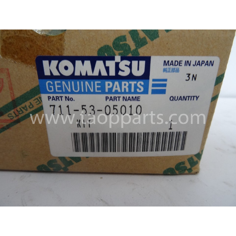 Kit de servicio Komatsu 711-53-05010 para · (SKU: 2893)