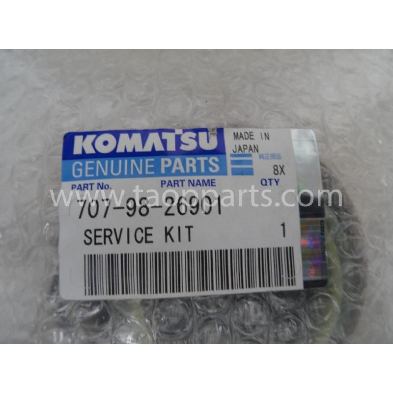 Empaquetaduras Komatsu 707-98-26901 pour engins · (SKU: 2894)