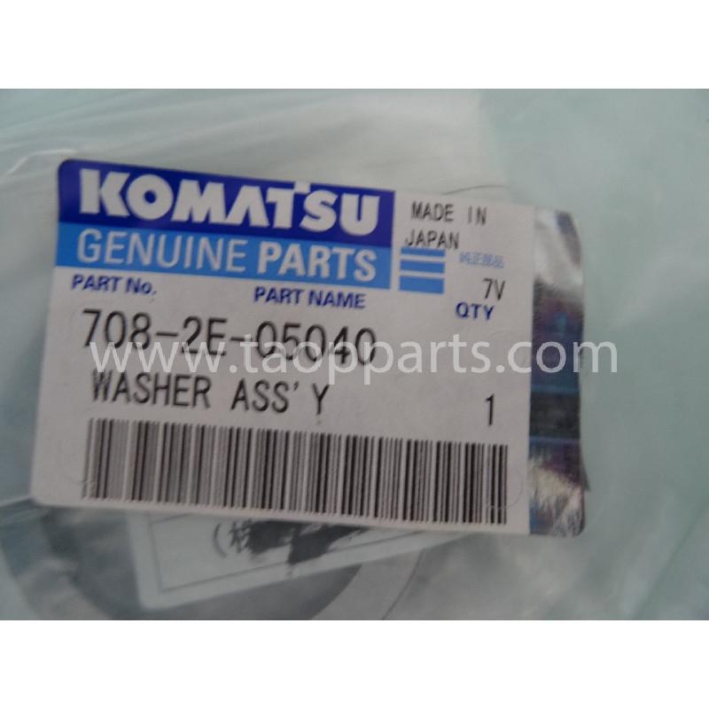 Laminas de ajuste Komatsu 708-2E-05040 para maquinaria · (SKU: 2898)