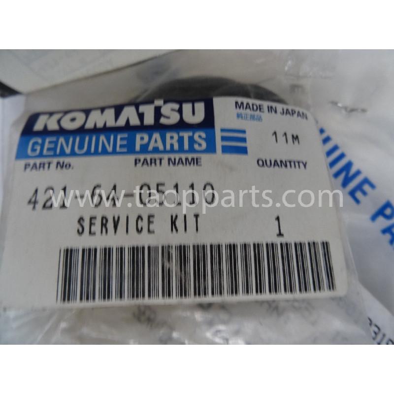 Retenes Komatsu 421-64-05110 para maquinaria · (SKU: 2899)