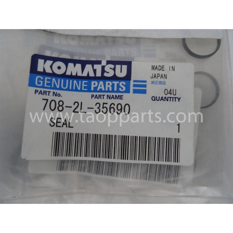 Retenes Komatsu 708-2L-35690 para maquinaria · (SKU: 2901)