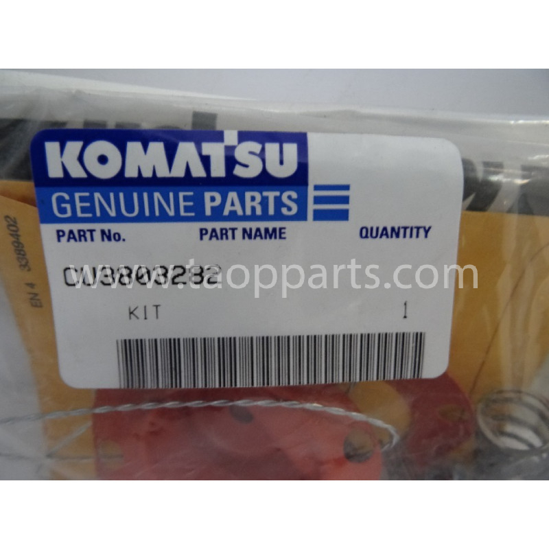 Kit de servicio Komatsu CU3803282 para maquinaria · (SKU: 2902)