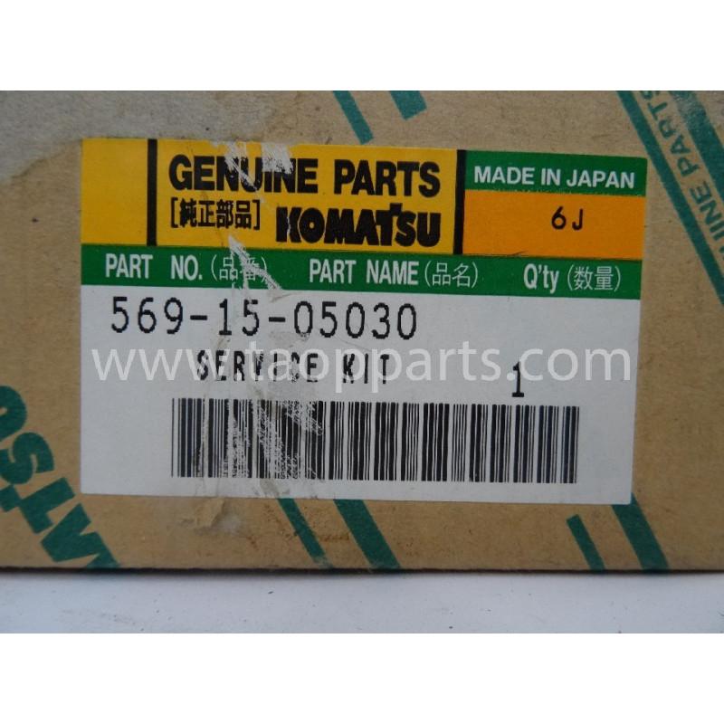 Komatsu Service Kit 569-15-05030 for machines · (SKU: 2904)