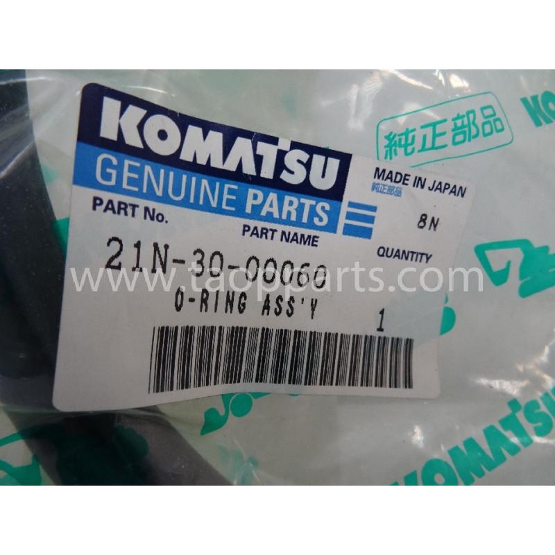 Retenes Komatsu 21N-30-00060 para maquinaria · (SKU: 2907)