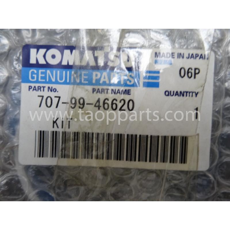 Empaquetadura Komatsu 707-99-46620 para maquinaria · (SKU: 2908)