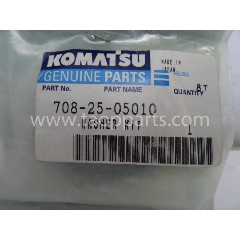 Laminas de ajuste Komatsu 708-25-05010 para maquinaria · (SKU: 2911)