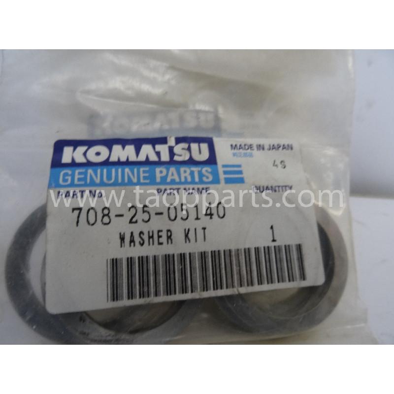 Laminas de ajuste Komatsu 708-25-05140 para maquinaria · (SKU: 2912)