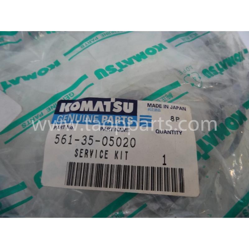 Kit de servicio nuevo Komatsu 561-35-05020 para maquinaria · (SKU: 2923)