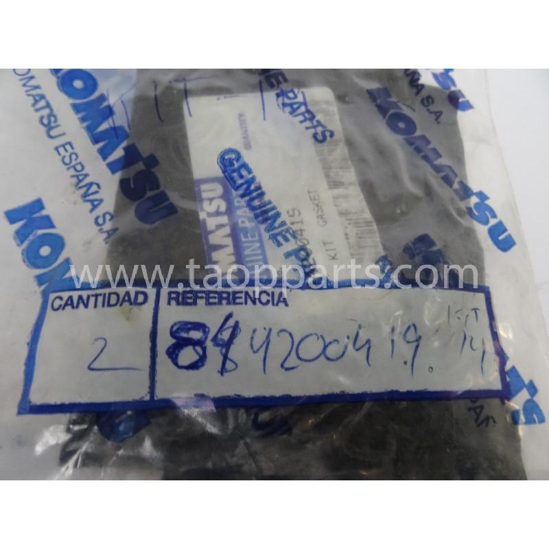 Retenes Komatsu 844200419 para maquinaria · (SKU: 2925)