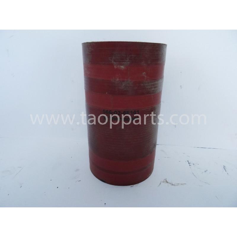 Komatsu Pipe 566-02-6E141 for HM400-1 · (SKU: 2987)