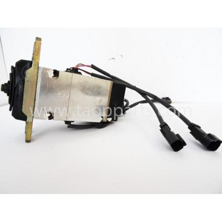 Komatsu Control lever 702-16-02143 for WA500-6 · (SKU: 966)