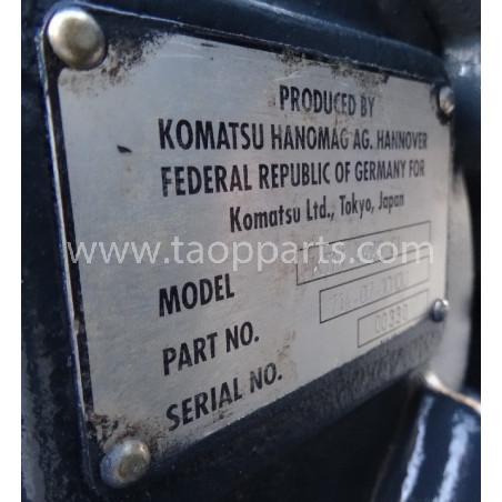TRANSMISION Komatsu 714-07-10100 para WA470-3 · (SKU: 2009)