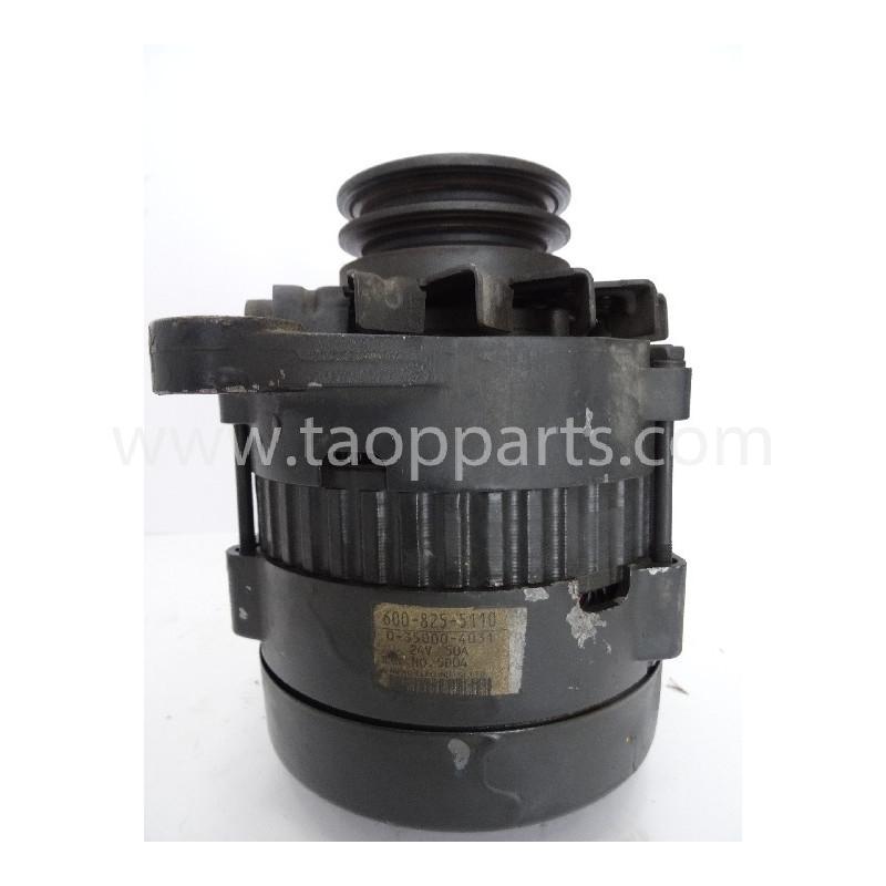 Komatsu Alternator 600-825-5110 for HM400-1 · (SKU: 3026)