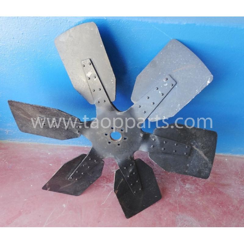 Ventilador 600-635-0950 para Dumper Articulado Komatsu HM400-1 · (SKU: 3047)