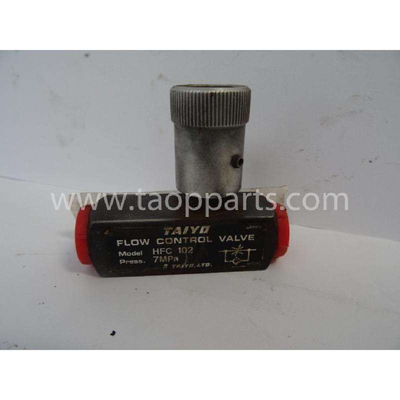 Valvula Komatsu 56B-88-11180 para HM400-1 · (SKU: 3082)