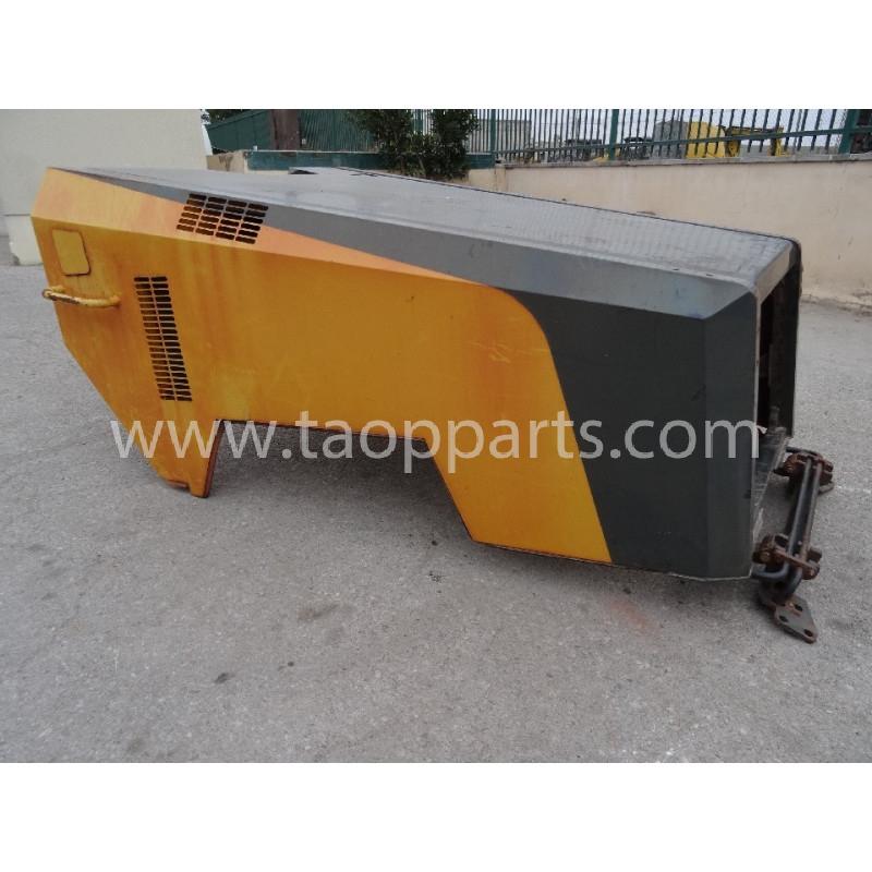 Capot [usagé usagée] 56D-54-21120 pour Dumper articulé Komatsu · (SKU: 3115)