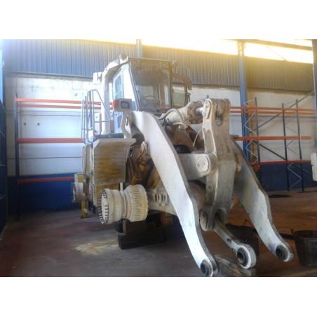 Komatsu WA600-1 Wheel loader