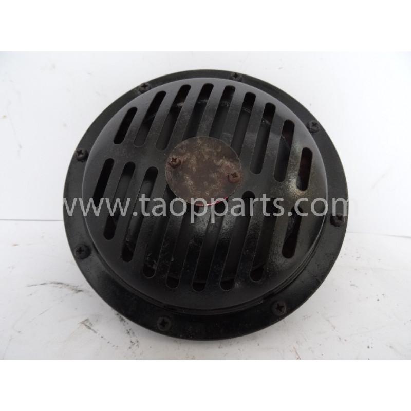 Klaxon Komatsu 08160-82400 pour Dumper articulé HM300-2 · (SKU: 3223)