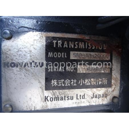 TRANSMISION Komatsu 56D-13-20000 para HM300-2 · (SKU: 3299)