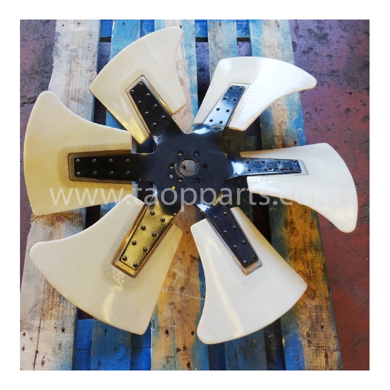 Ventilator Komatsu 600-635-7870 pentru HM300-2 · (SKU: 3352)