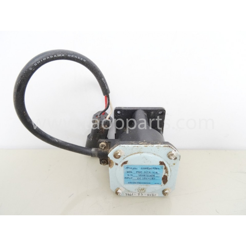 Senseur Komatsu 7861-93-4080 pour HM400-1 · (SKU: 3501)