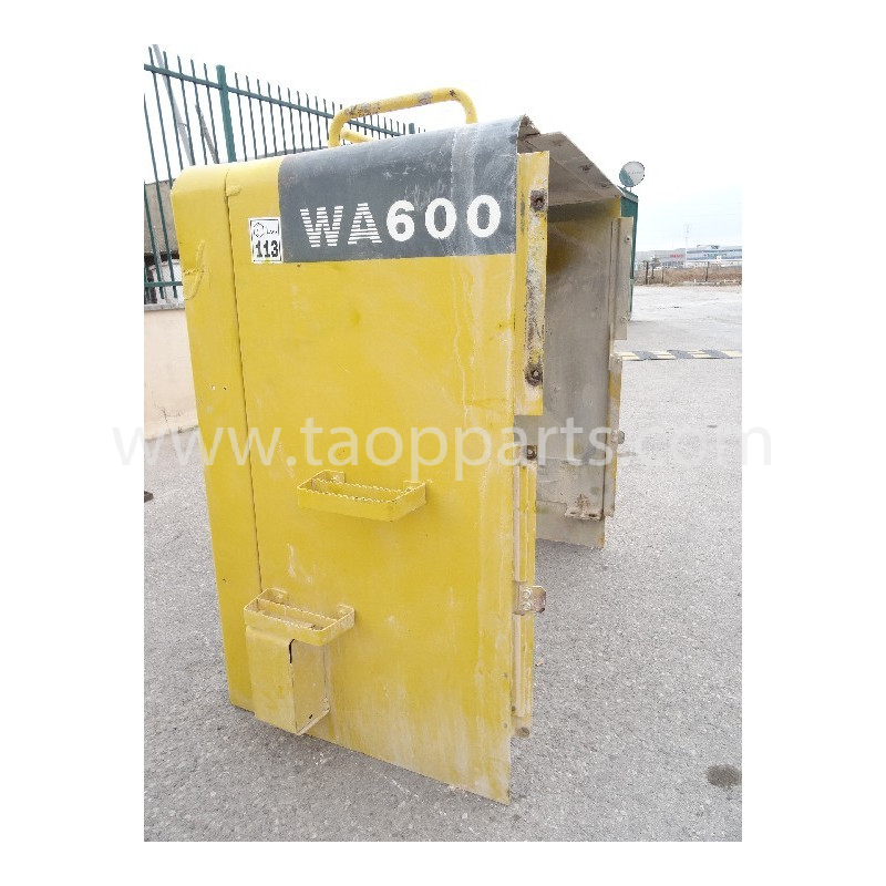 Komatsu housing frame 426-54-21213 for WA600-3 · (SKU: 3521)