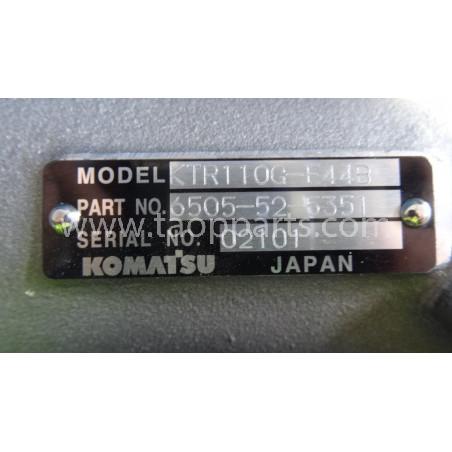 Komatsu Turbocharger 6505-52-5351 for WA500-1 · (SKU: 1623)