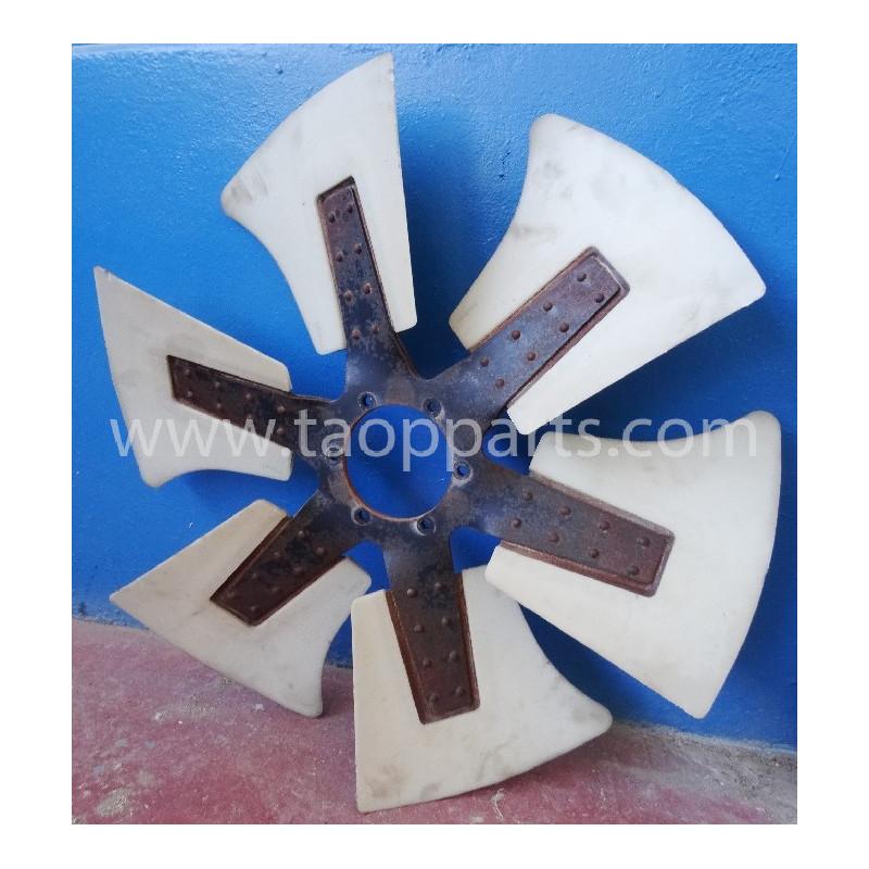 Ventilador Komatsu 600-645-7800 WA380-5H · (SKU: 3606)
