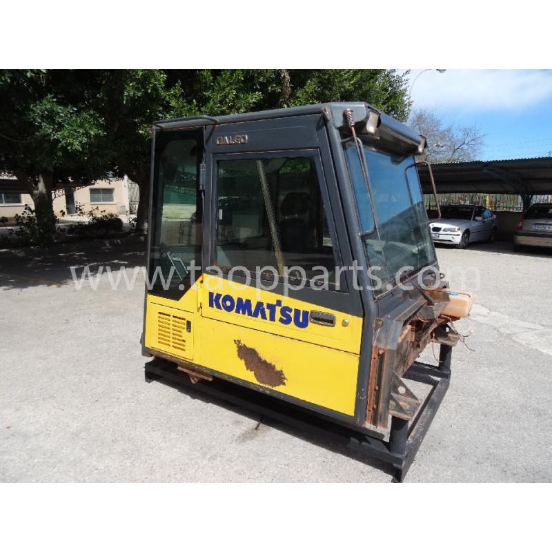 Cabina usada 55555-00008 para Dumper Articulado Komatsu · (SKU: 2969)