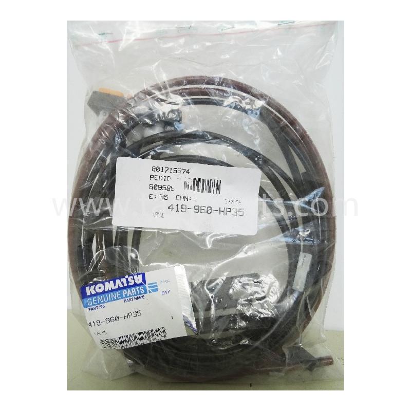 Interruptor Komatsu 419-960-HP35 para · (SKU: 3672)