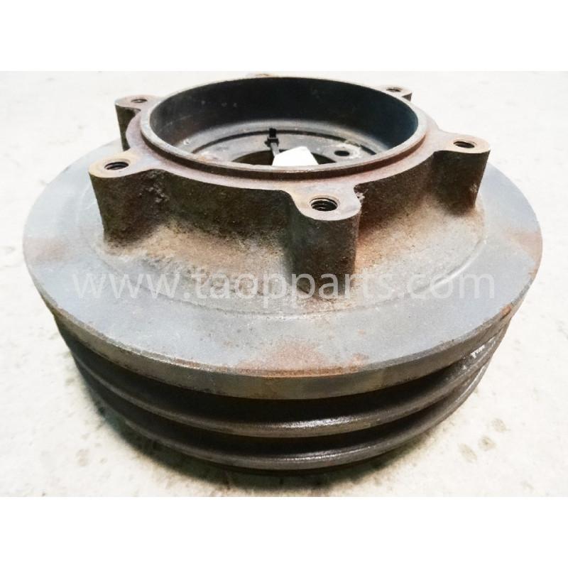 Polia ventilador Komatsu 6211-62-3530 WA500-3 · (SKU: 653)