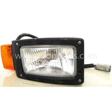Komatsu Work lamp 885111104 for WB91R · (SKU: 3718)