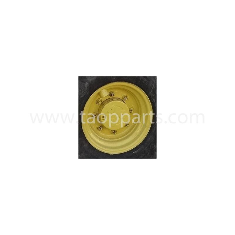 Cerchione 12.5/80 10PR Komatsu 42N-30-11310 del WB97R-5 · (SKU: 3765)