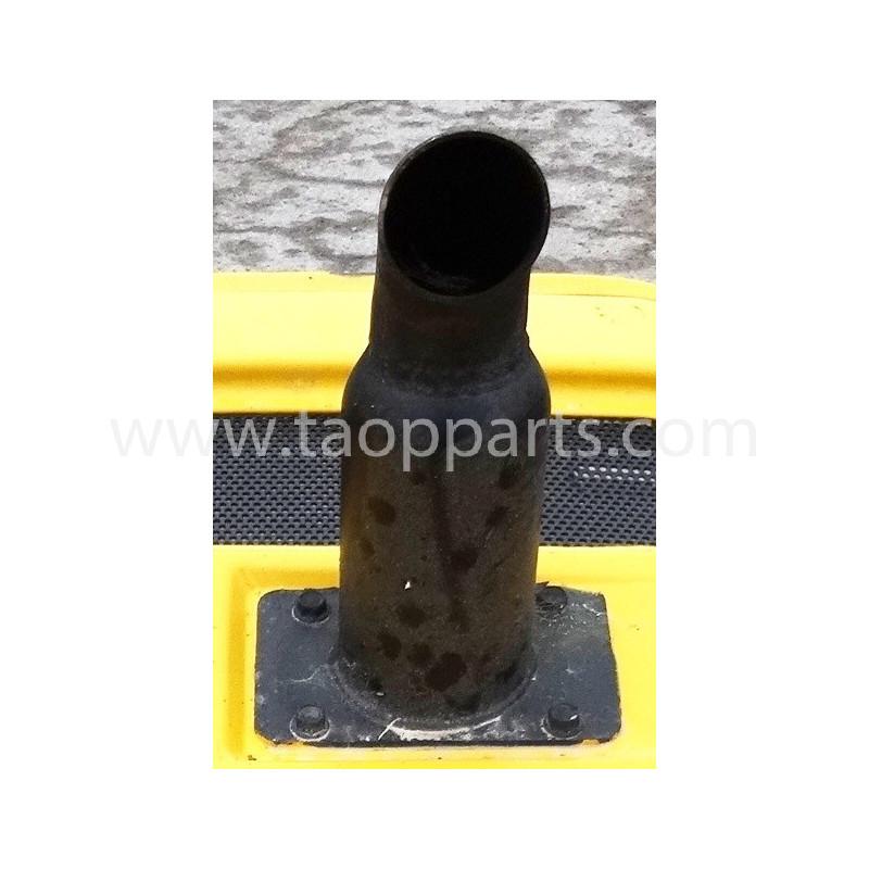 Silencioso usado Komatsu 37A-01-11660 para SK714-5 · (SKU: 3783)