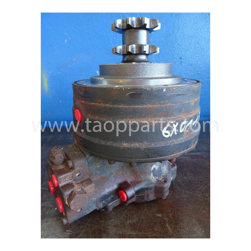 Komatsu Hydraulic engine 37A-60-11102 for SK714-5 · (SKU: 2199)