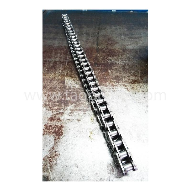 Komatsu Chain 37B-22-11210 for SK815 · (SKU: 3793)