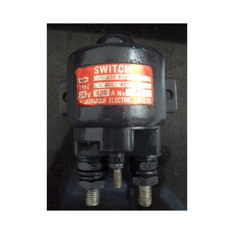 Rele usado 600-815-2690 para Pala cargadora de neumáticos Komatsu · (SKU: 442)