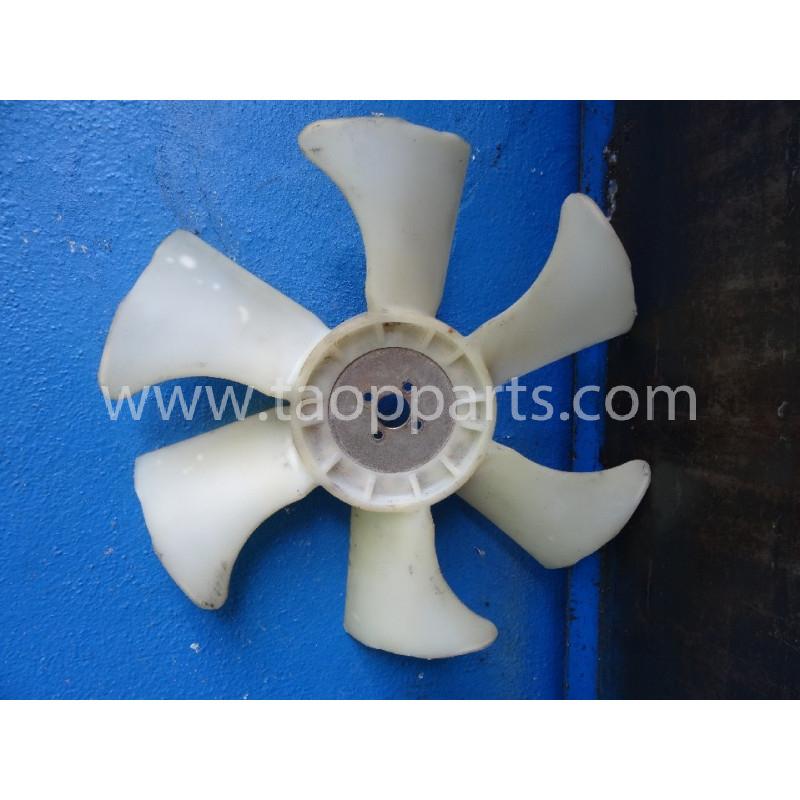 Ventilador usado Komatsu YMR000584 para SK07 · (SKU: 3840)