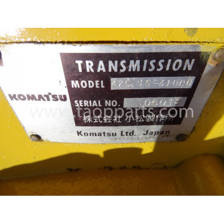 Komatsu Transmission 426-15-31000 for WA600-3 · (SKU: 3863)