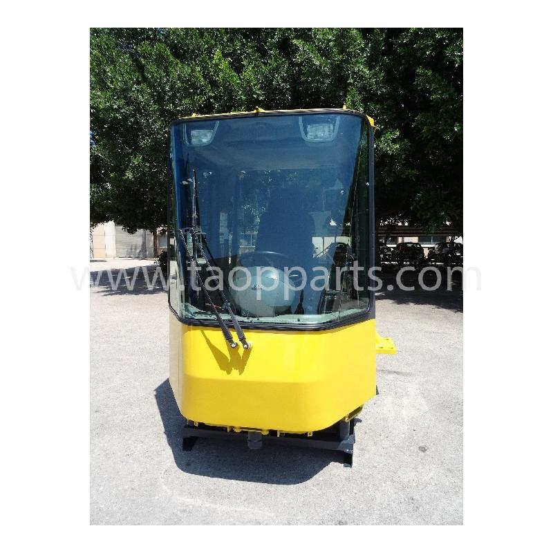 Cabine Komatsu 421-56-H1401 pour Chargeuse sur pneus WA470-3 · (SKU: 3869)