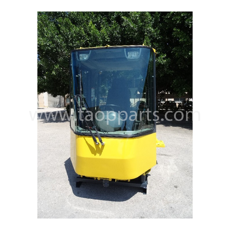 Komatsu Cab 421-56-H1401 for Wheel loader WA470-3 · (SKU: 3869)